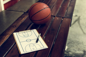 Basketball Coach clinics